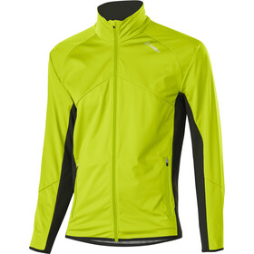 Löffler Alpha WS Light Jacke Herren light green